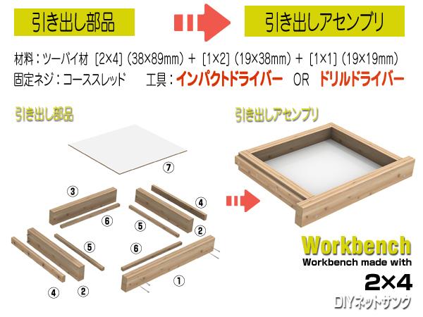 引き出しボックス説明図