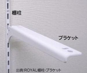 出典:ROYAL棚柱・ブラケット