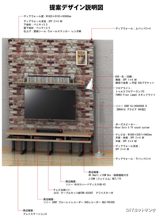 提案デザイン説明図